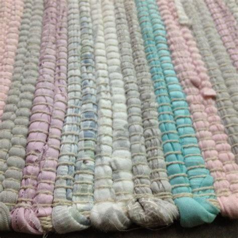 pastel cotton rag rug rugsite