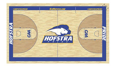 Northwell Health Hofstra Mba Linkedin by Hofstra Announces Winners In Basketball Court Design