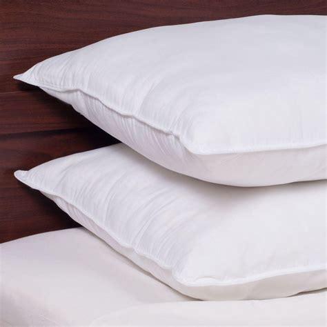 lavish home alternative standard pillow 64 11 sp