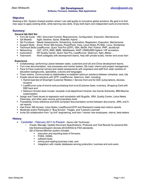 vc analyst resume 28 images gis analyst cover letter