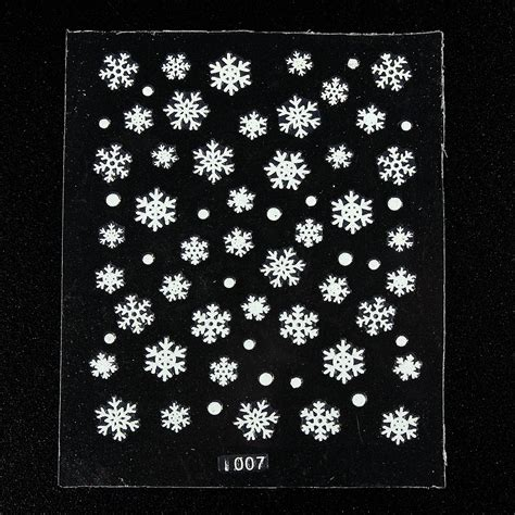 Nagel Stickers Kopen by Nagelstickers Kerst Kopen I Myxlshop