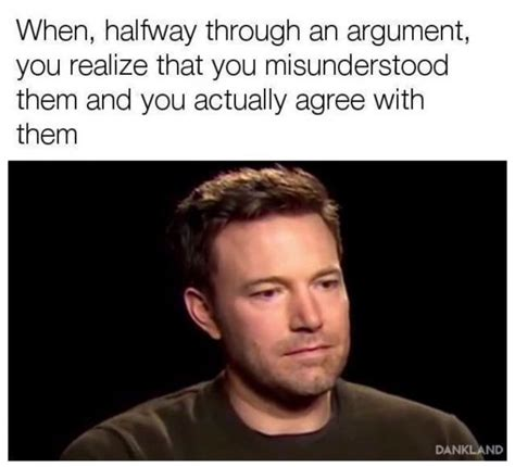 Ben Affleck Meme - ben affleck argument agreement meme cln digital