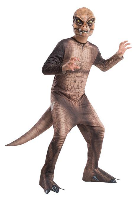 t rex costume child jurassic world t rex costume