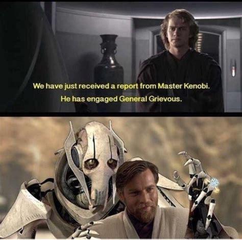 General Grievous Memes - general kenobi memes tumblr