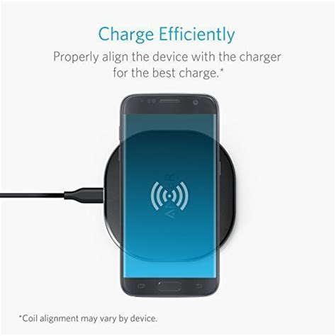 anker fast charger iphone x anker wireless charger charging pad for iphone 8 8 plus