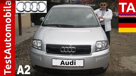 Audi A2 Tdi by Polovni Audi A2 1 4 Tdi Test