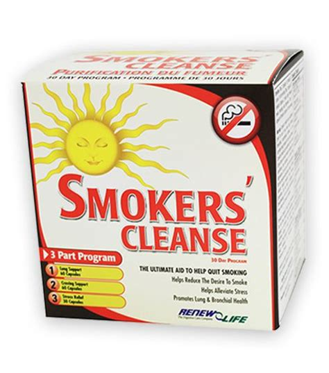 Best Detox For Smokers by Quitting Is Smokers Cleanse Can Help
