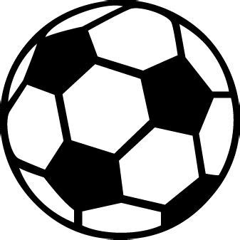Soccer Ball Template For Thank You Card Soccer Pinterest Soccer Soccer Ball And Soccer Soccer Design Template