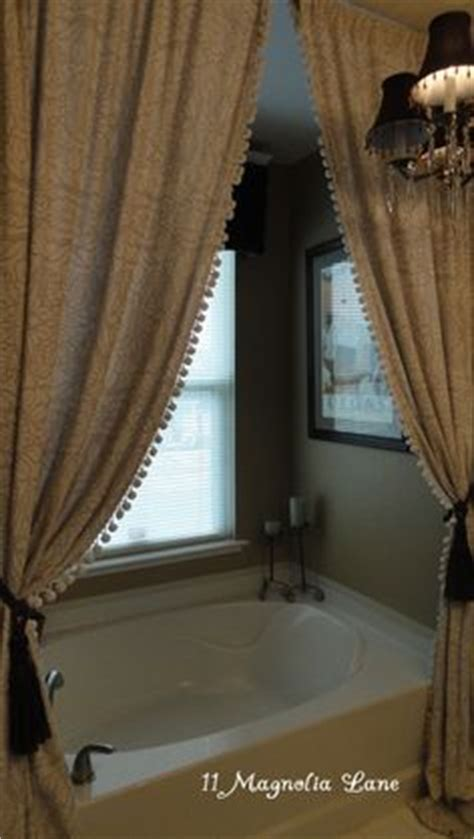 using tension rods to hang curtains 1000 ideas about tension rod curtains on pinterest