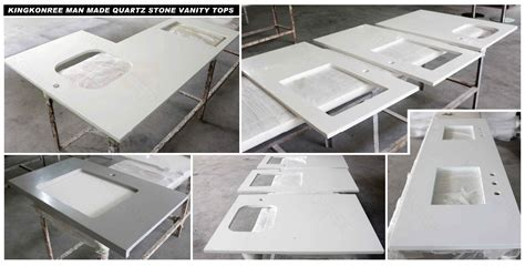 Synthetic Countertops by Synthetic White Quartz Countertops Cheap Buy