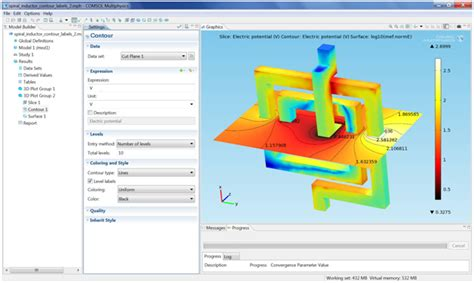 transformer and inductor modeling with comsol multiphysics comsol version 4 1 unveiled at the comsol conference in boston focuses on productivity
