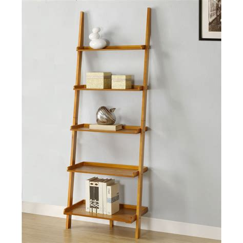 97 wooden ladder shelf furniture leaning ladder