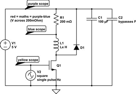 how to test inductor saturation switch mode power supply saturation current of my inductor not agreeing with formulas