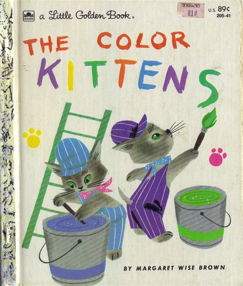 Giveaway Kittens - books for breakfast friday giveaway the color kittens