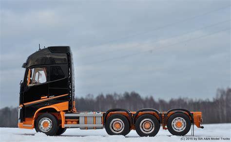 heavy  chassis tridem lifting steering rear axle  model trucks