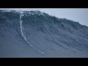 Worlds biggest waves ever surfed youtube