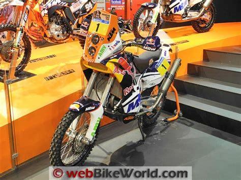 Ktm Dakar Bikes 2012 Ktm 990 Adventure Webbikeworld