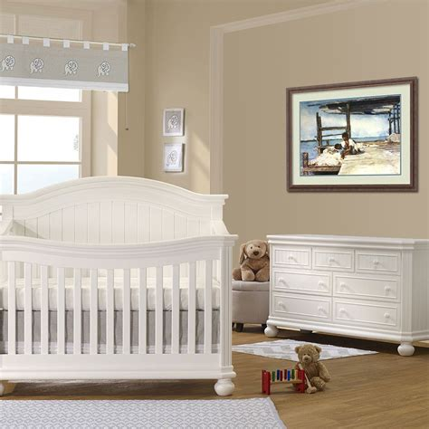 Crib Collection by Sorelle Finley 2 Nursery Set Crib And Dresser