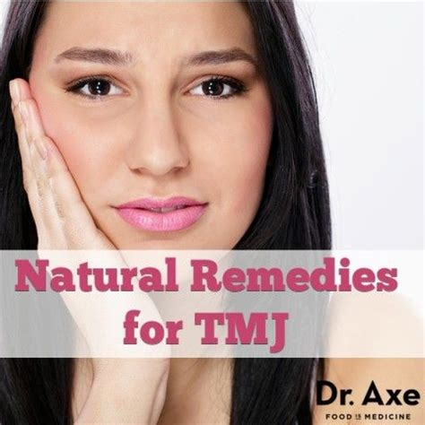 tmj treatment home remedies that work draxe home