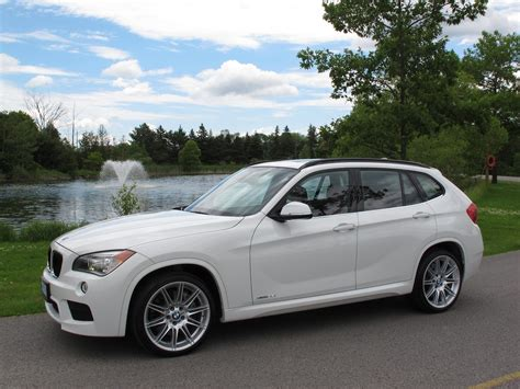 bmw x1 35i review canadian auto review 2013 bmw x1 35i msport review