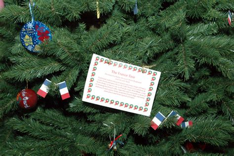 photo feature of the holidays at baylor media