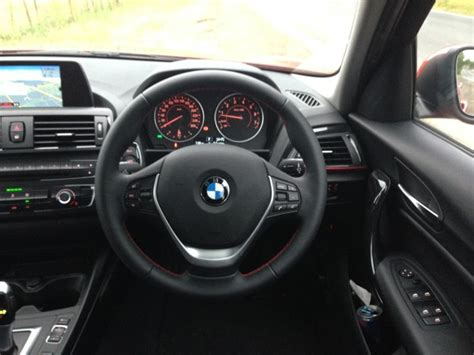 Bmw 116i Sport Interior by Driving The Bmw 116i Sport Line Small Hatch Small