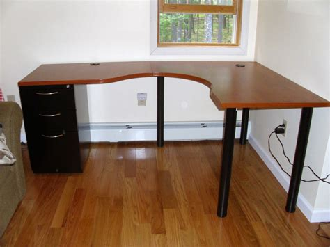 desk l ideas l shaped desk attractive design ideas office furniture l