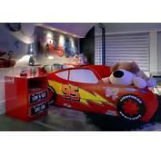 DORMITORIO DE RAYO MCQUEEN CARS O KIDS BEDROOM By