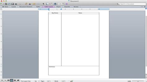 what is a template in word template design