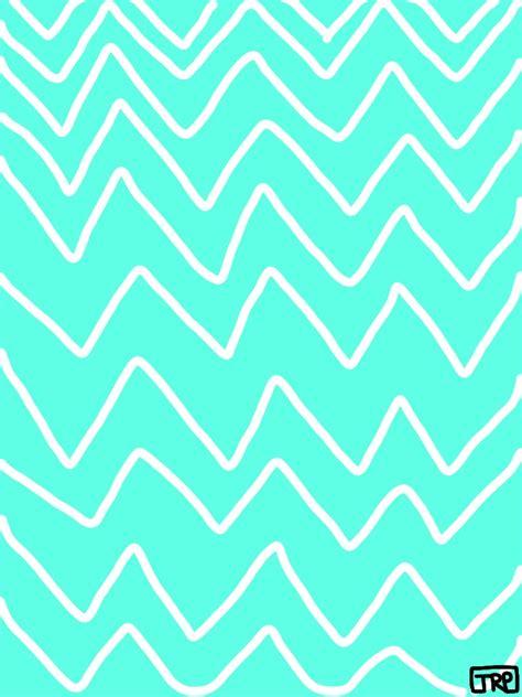 blue chevron wallpaper cute teal wallpapers wallpapersafari
