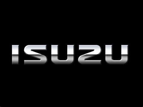 logo isuzu isuzu common rail diesel 171 horsepower factory