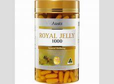Vitaustralia Royal Jelly 365ea | Woolworths Royal Jelly Kapseln