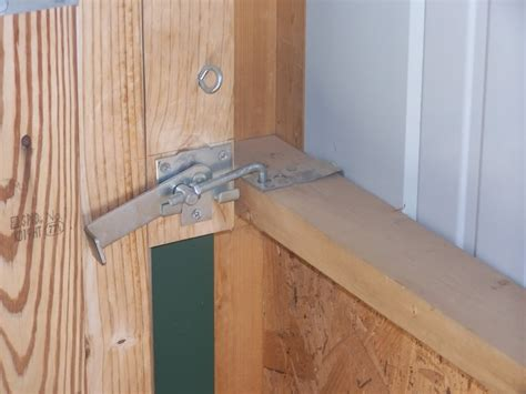 Sliding Door Hardware For Shed by Sliding Shed Doors Jacobhursh