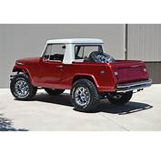 1969 JEEP COMMANDO CUSTOM PICKUP  177400