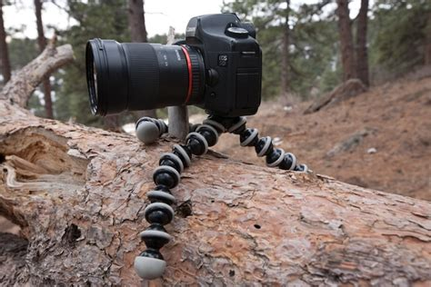Gorilla Pod Dslr into the without worry adventure gear for your dslr