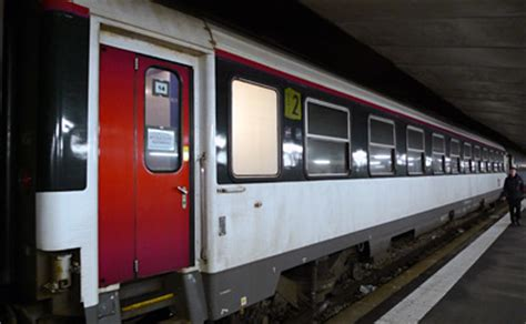 intercit駸 de nuit siege inclinable guide to overnight couchette trains intercit 233 s de