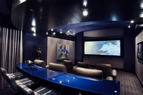 home theater design for personal entertainment