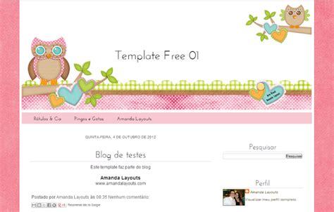 free template xml testando make 1 2 3 guia para blogueiras de layouts free