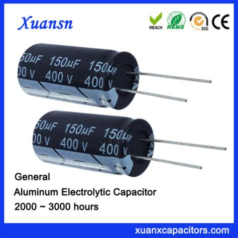 capacitor hours high reliability electrolytic capacitor 10uf 400v 400v capacitor