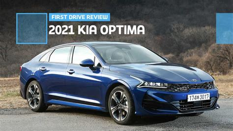 kia optima  drive review promising preview