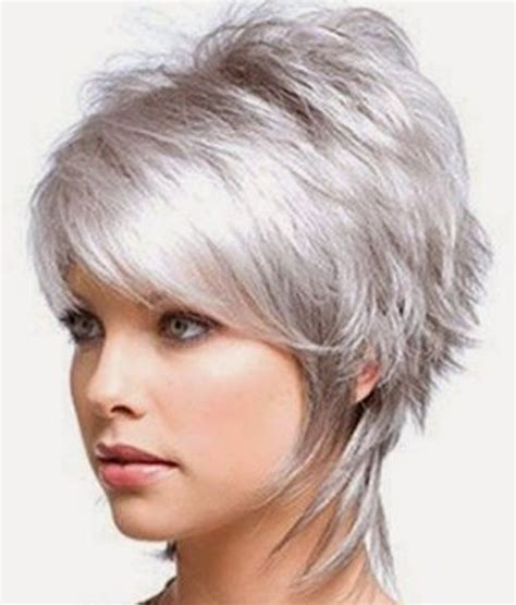 hairstyles for fine hair 2018 shaggy hairstyles for women with bangs shag thin hair 2018