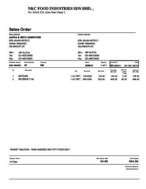 medicare receipt template alpine tech sales order