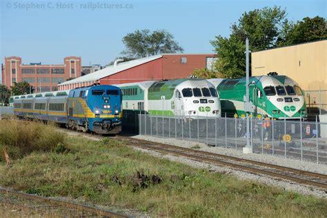 railpictures ca stephen c host photo via 84 is passing - Go Transit Kitchener