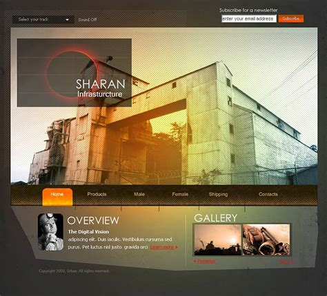 Real Estate Web Design Website Maintenance Architectural Website Designing Webpage Templates Real Estate Development Website Templates