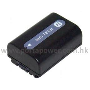 Battery Replacement For Sony Np Fh50 900mah 1 battery replacement for sony np fh50 900mah black