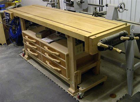 woodworking benches styles reader favorites