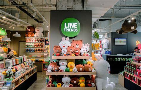 line store line friends corporation