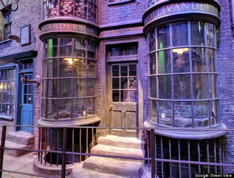 google images harry potter google is even mapping the fictional world of harry potter