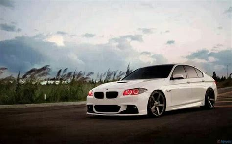bmw m5 slammed bmw f10 m5 white slammed bmw 5 series pinterest bmw