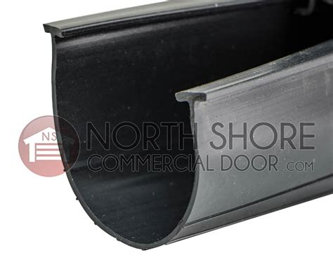 Bottom Weather Seal For Garage Doors T Style Garage Door Vinyl Weather Seal By The Foot 3 3 4 Quot Wide 5 16 Quot T Height
